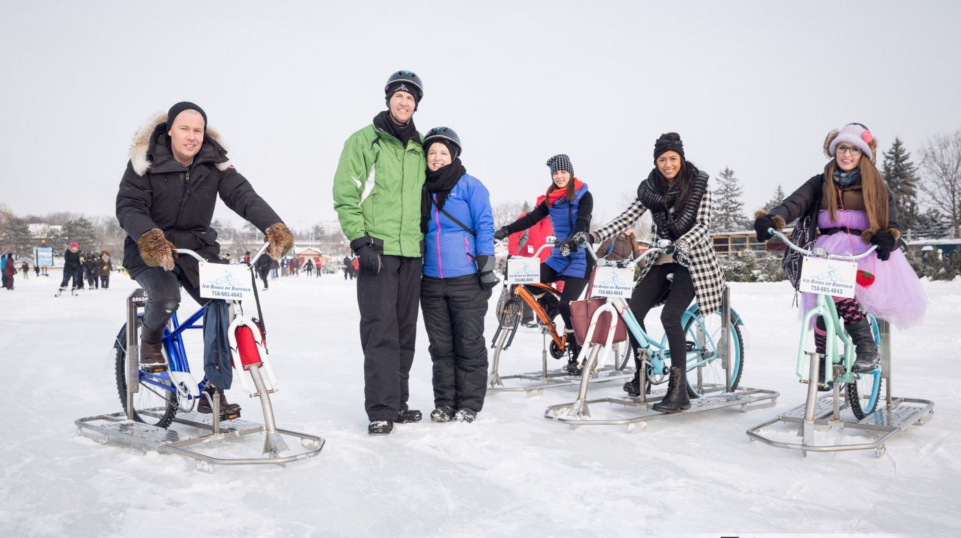 Ice Bikes of Buffalo