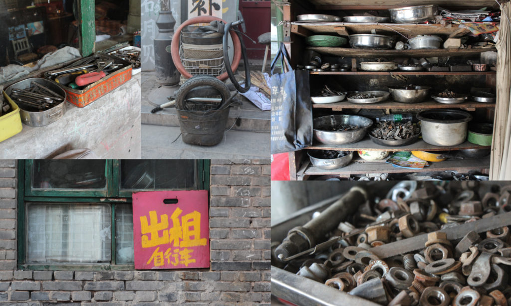 Pingyao bike repair stuff-2