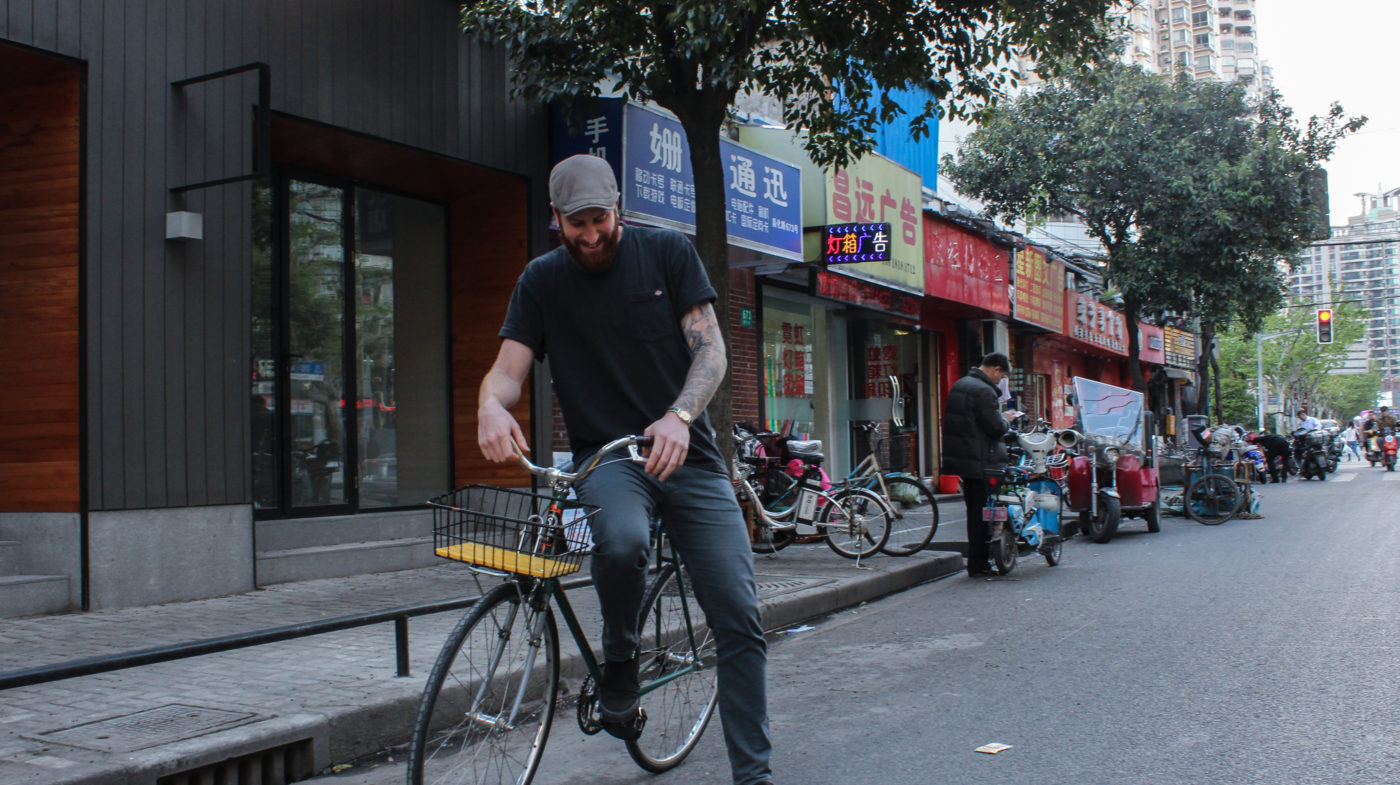Factory Five: Building bikes and cycling culture in Shanghai