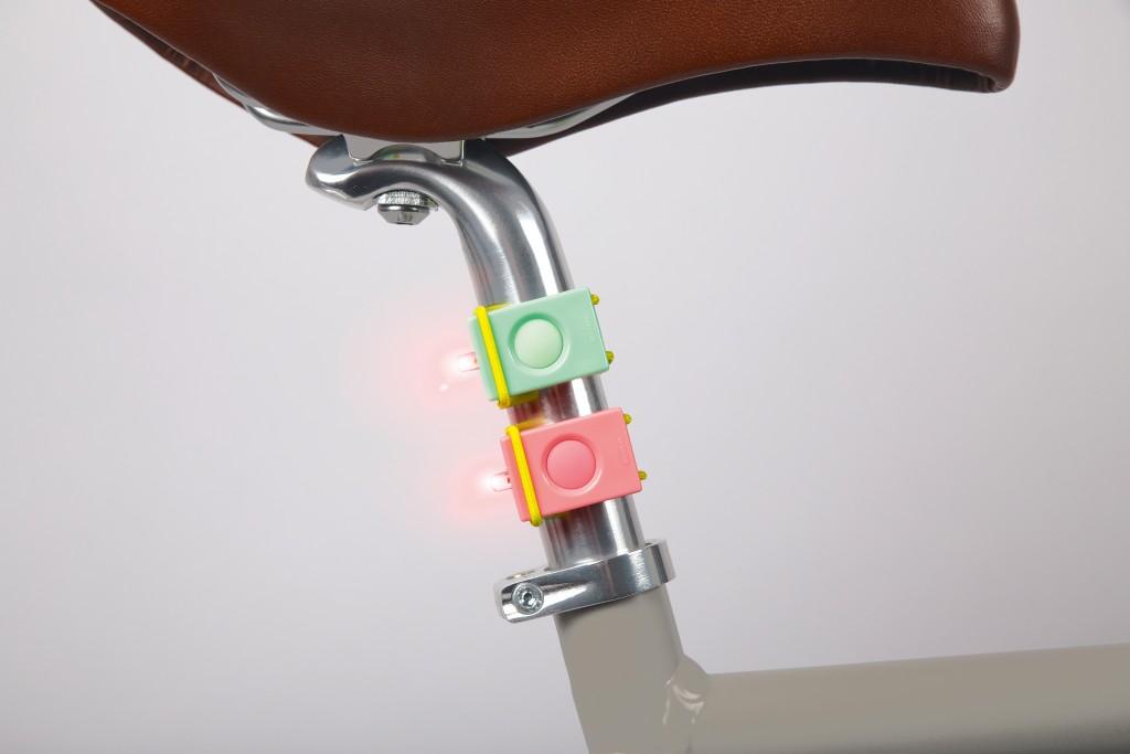 Bookman Light SS16 Saddle pole