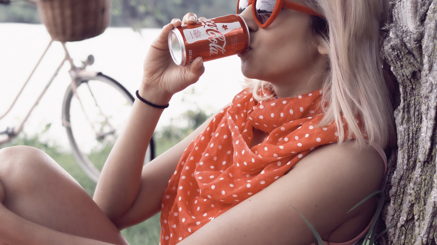 Coca-Cola With a Spin: Part I
